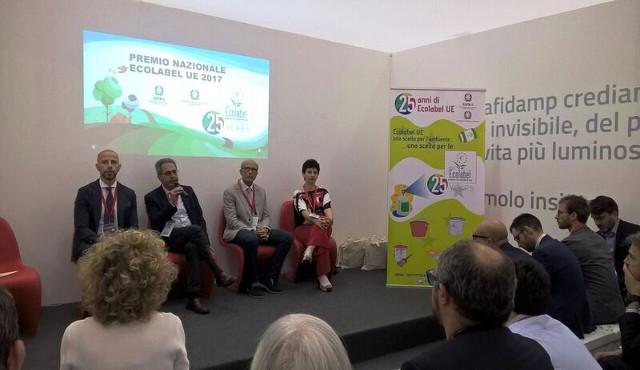 Ecolabel Awards, così il marchio UE festeggia il quarto di secolo