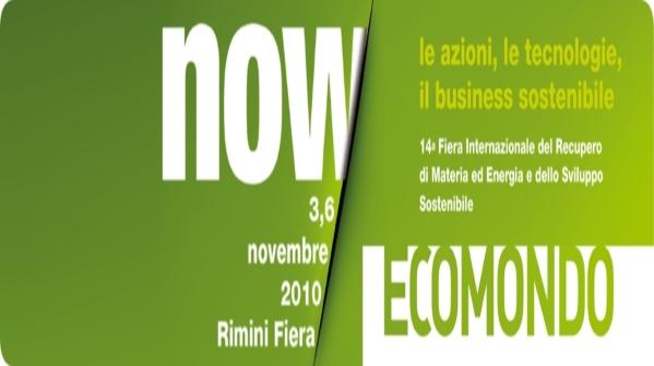 Sutter Professional sponsor a Ecomondo 2010