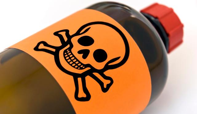 """Nuove etichette sostanze pericolose: """"tolleranza zero"""""""