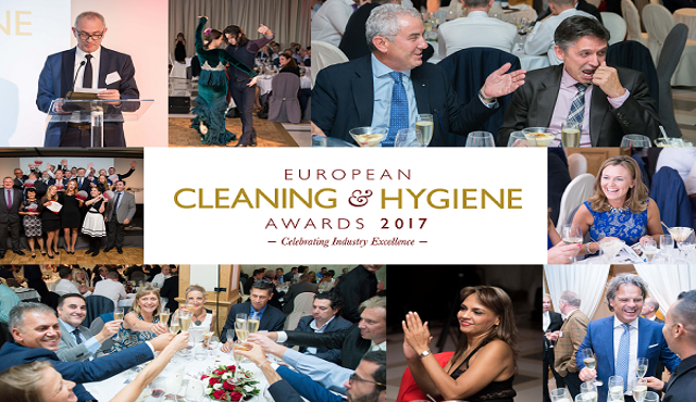 European Cleaning & Hygiene Awards 2017: entro il 20 luglio le candidature