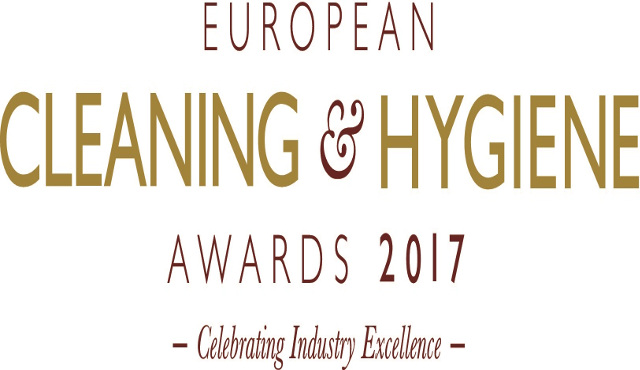 Annunciati i finalisti dell'European Cleaning & Hygiene Awards 2017