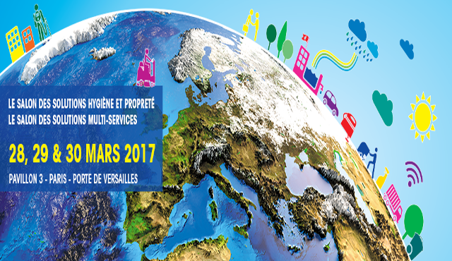 Europropre 2017: a marzo il salone della pulizia professionale francese