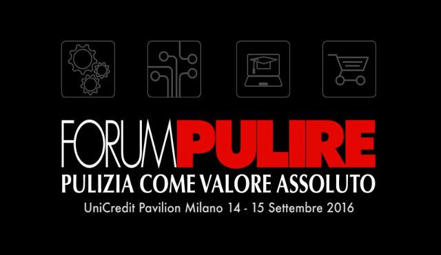 """Forum Pulire 2016, Pulire 2017: un """"mondo"""" di pulito e… Oltre"""