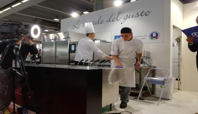 Show cooking e show cleaning al BIT grazie ad APCI ed AfidampCOM