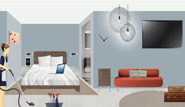 Dream room: il futuro in una stanza