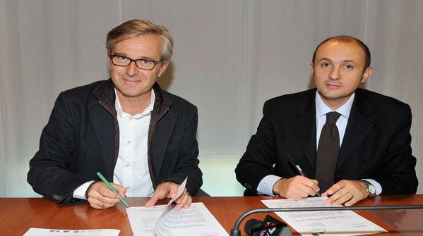 Accordo triennale tra Casaclima e Riminifiera