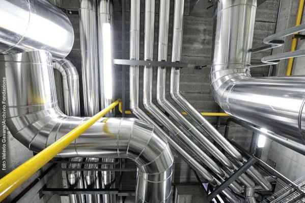 Fondazione Ca' Granda Policlinico: in funzione l'innovativa centrale tecnologica in grado di produrre contemporaneamente energia elettrica, termica e refrigerante