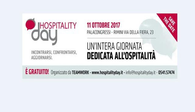 Hospitality Day 2017: un'intera giornata dedicata all'ospitalità