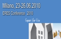 European Real Estate Society Conference a giugno a Milano