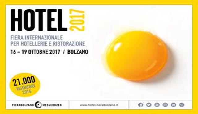 Hotel 2017: il gusto dell'ospitalità
