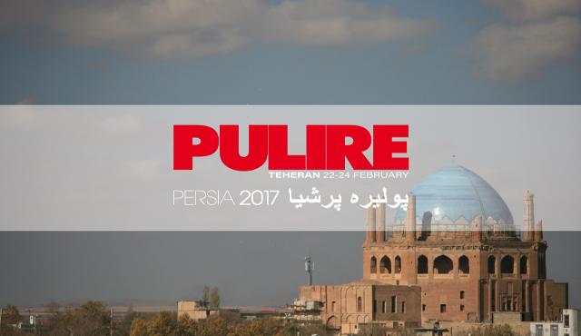 Con Pulire nella magia della Persia