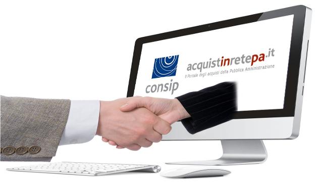 """Sportello in rete Consip: così Afidamp """"traghetta"""" le imprese verso il Mepa"""