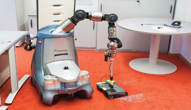Quei robot che ci rubano il lavoro…