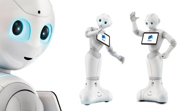 Il robot Pepper dà il via al countdown di EXPO RIVA HOTEL