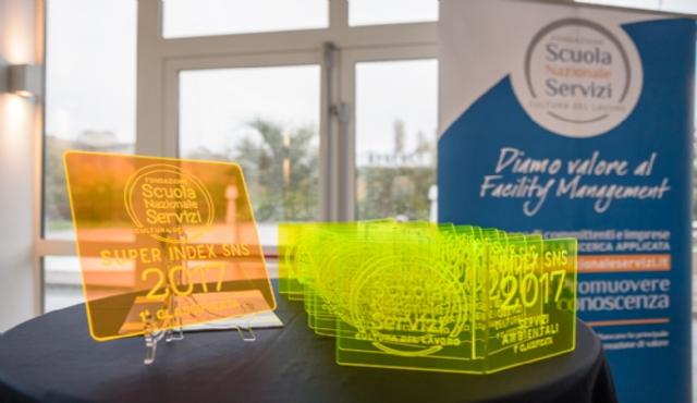 Assegnato il premio Super Index SNS 2017
