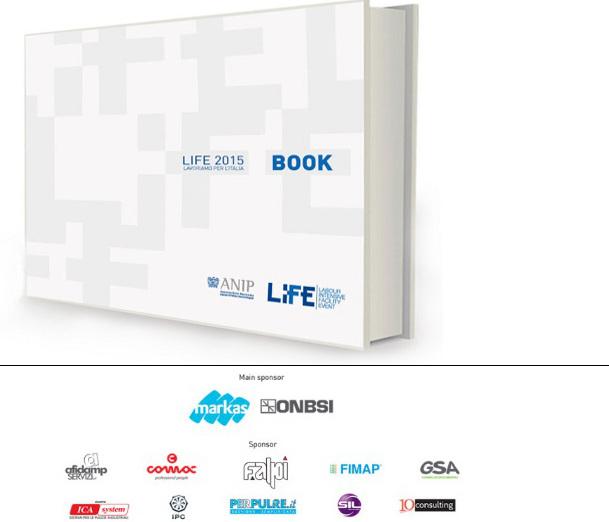 """LiFE Book 2015""""  il """"facility"""" italiano si racconta in un libro"""