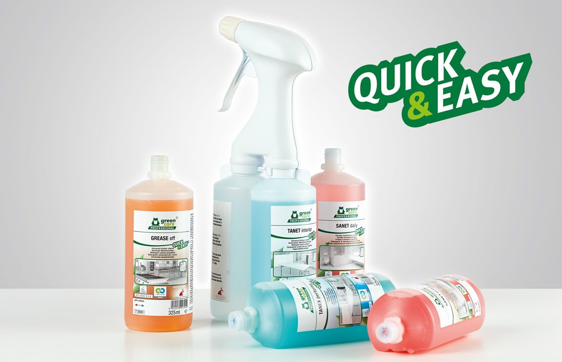 SISTEMA QUICK AND EASY