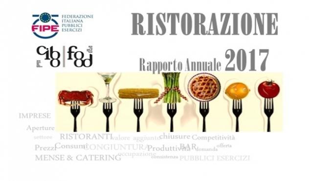 Rapporto Fipe 2017: ristorazione sulla via della ripresa