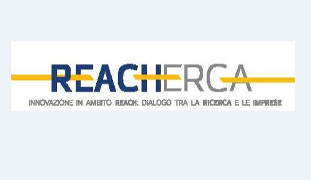 """Convegno """"REACHerca – Innovazione in ambito REACH: dialogo tra la Ricerca e le  Imprese"""""""