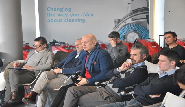 Socaf: un meeting all'insegna di i-mop