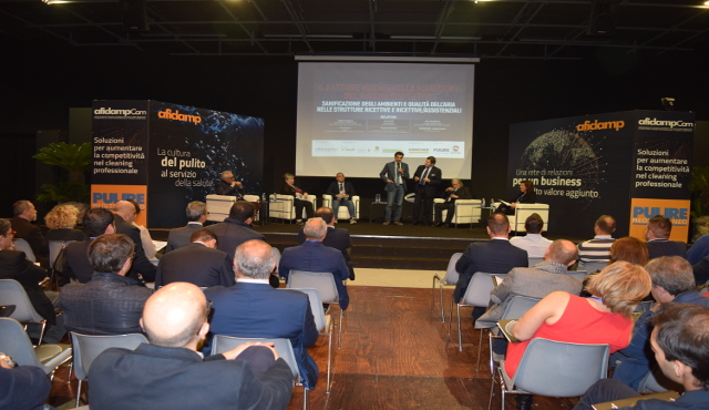 Un convegno dedicato al rischio infettivo a Pulire Mediterraneo