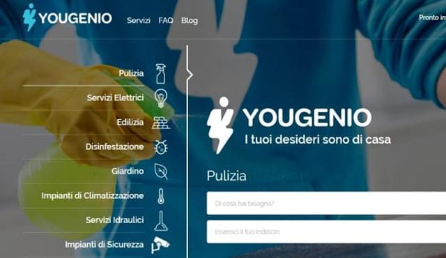 Manutencoop FM lancia la piattaforma e-commerce Yougenio, tutti i servizi per la casa con un click