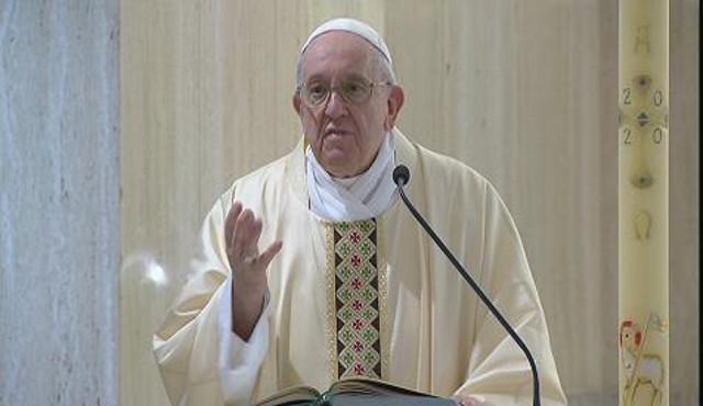 Papa Francesco ha pregato per gli addetti alle pulizie