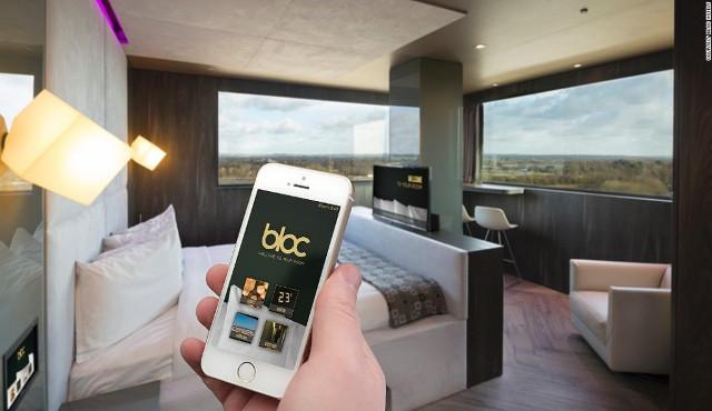 La domotica intelligente arriva anche in hotel