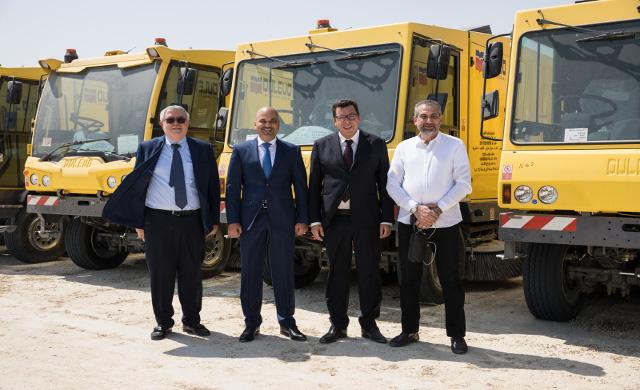 Dulevo International si aggiudica una commessa da record in Kuwait