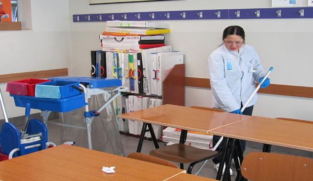 Cassa Integrazione Guadagni in deroga per i lavoratori del settore appalti di pulizia nelle scuole