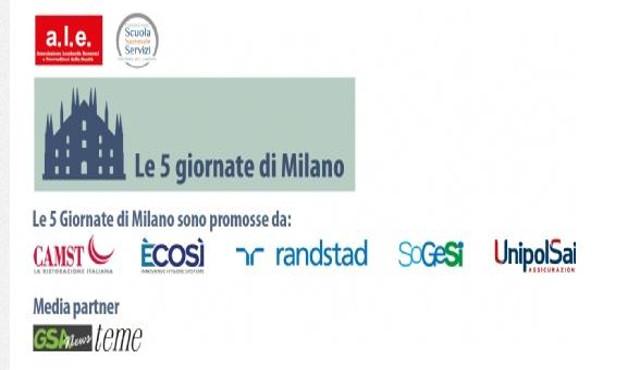 Ultimo appuntamento delle 5 giornate di Milano