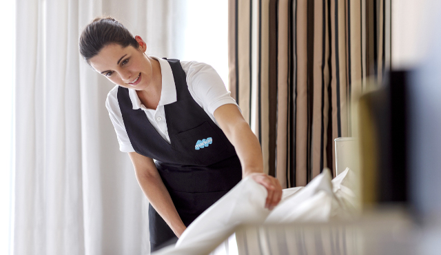 La ricetta Markas per un housekeeping a 5 stelle