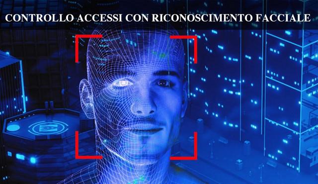 """Controllo accessi con riconoscimento facciale """"Universal Access"""""""