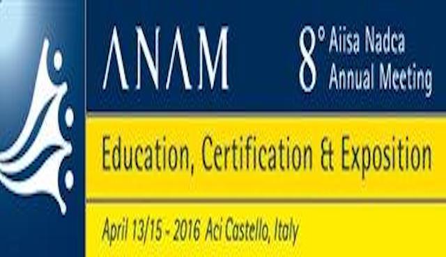 Convegno AIISA ad aprile in Sicilia
