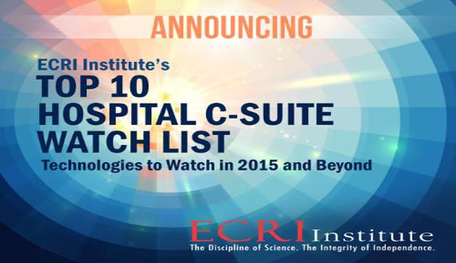 USA: top 10 delle tecnologie emergenti nella sanità