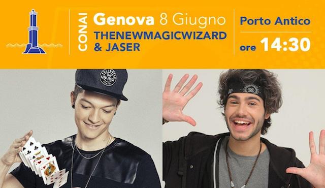 Proseguel'8 giugno a Genova il tour CONAI #Ilmiopianeta