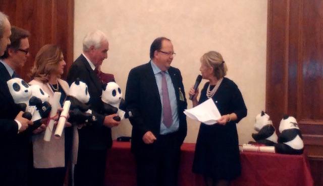 Luigi Lazzareschi, AD Sofidel, nominato ambasciatore del WWF