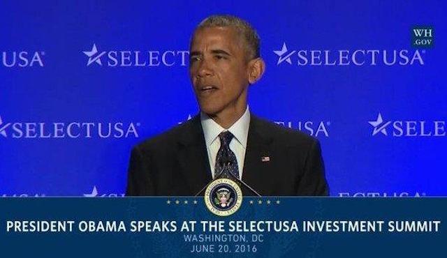 Obama ringrazia il gruppo Sofidel per gli investimenti Usa