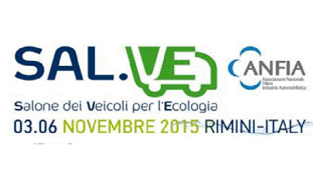 Torna SAL.VE 2015, il salone dei veicoli per l'ecologia protagonista a Ecomondo