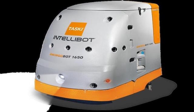 TASKI Intellibot ottiene la marcatura CE e lancia la pulizia automatizzata in Europa