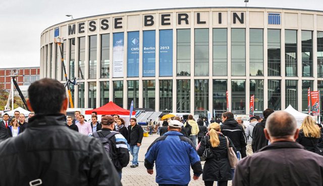 Oggi  apre CMS Berlin 2019