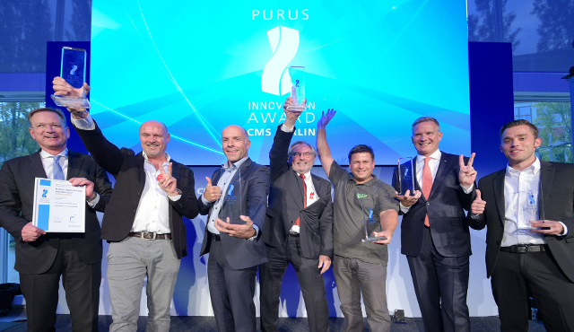 Aperte le candidature per il CMS Purus Innovation Award 2019