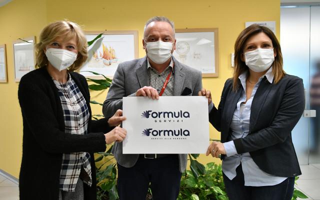 Un nuovo brand per Formula Servizi