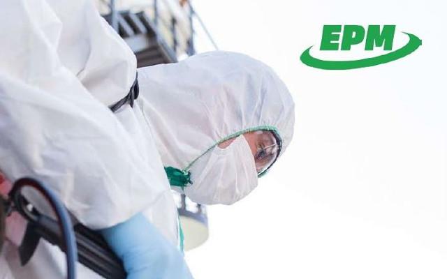 EPM lancia Scuole Virusfree, per le sanificazioni a supporto delle scuole