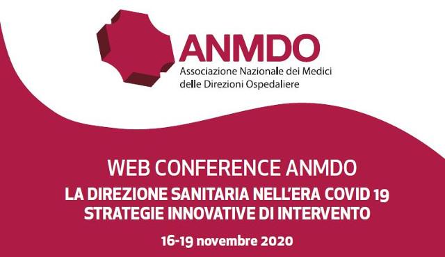 Web Conference ANMDO: sessioni virtuali, temi attuali e concreti