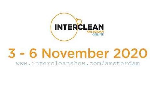 Interclean Amsterdam in modalità virtuale dal 3 al 6 novembre
