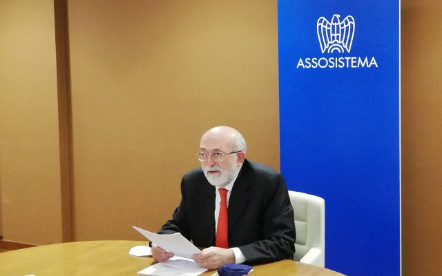 Egidio Paoletti è il nuovo presidente di Assosistema Confindustria
