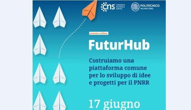 CNS, il 17 giugno torna FUTURHUB