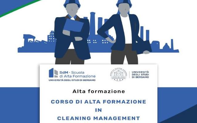 Corso di Alta formazione in cleaning management