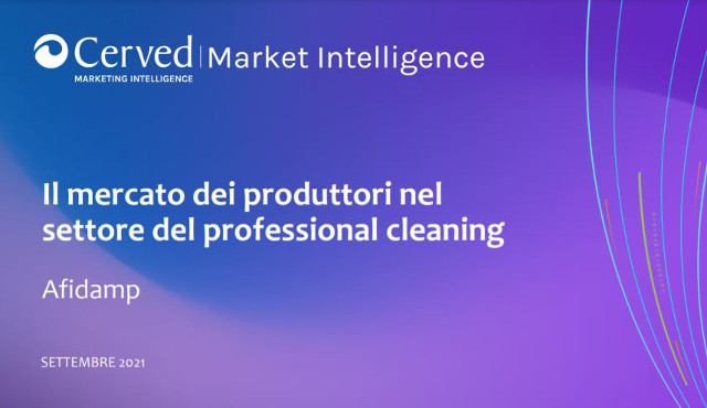 Cleaning professionale : andamento e nuove tendenze